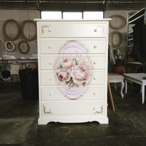 cassettiera-con-decoro-rose-97x49-h140cm